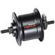 Shimano Nexus DH-C3000-3N naaf 3 Watt voor velgrem/schroefas zwart